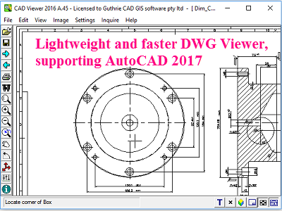 DXF / DWG to SHP converter