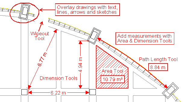 Markup & Measure